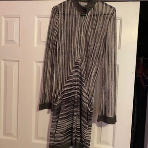 Missoni Stripe Dress